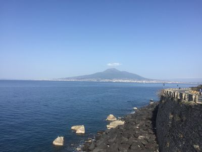 Photo for Sea View Apartment on the Bay of Naples last minutes discount 25 - 30 June