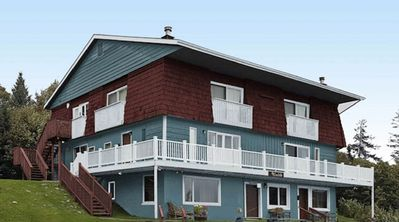 Modest suite in downtown Homer, walking distance to all attractions