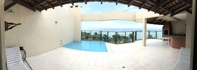 Photo for Penthouse with amazing views, upscale condo, great building