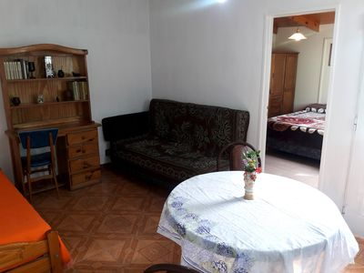 Photo for dept type Bright and very comfortable spacious house with patio for 4 guests