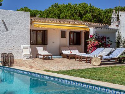 Photo for House in Açoteias Village with private pool. Ideal for families.