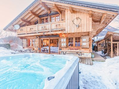 Photo for 4BR Chalet Vacation Rental in Les Houches, Auvergne-Rhône-Alpes