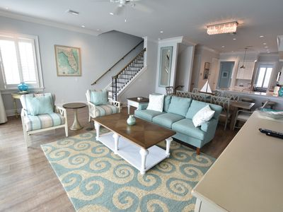 Photo for Clearwater Beach 4/3 Luxury Waterfront Townhome - 2,800 square feet