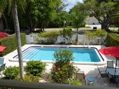 Photo for Discounted Rates! Great location Just Steps from Siesta Key Beach & Village