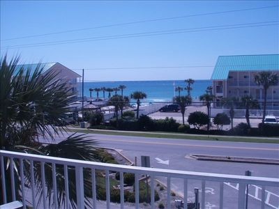 Photo for Awesome Gulf View Newly Renovated  Grand Caribbean West Condo