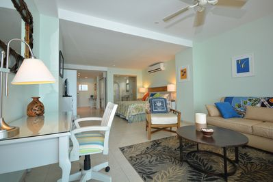 Overview of living space, 401