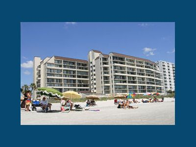 Photo for Beautiful Oceanfront Condo In Popular Windy Hill Section, Well Maintained