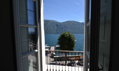 Photo for 1BR Apartment Vacation Rental in Cannobio