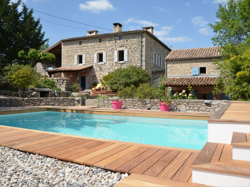 Rental House In Ardeche With Swimming Pool   TomfooleryBlog.com    Inspirational Home Design Ideas For Living Room Design, Bedroom Design,  Kitchen Design And ...