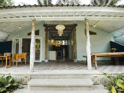 Photo for 2 Bedroom Lading Villa 30 minutes from Ubud center