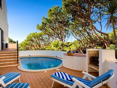 Photo for 2 bedroom Apartment, sleeps 4 with Pool, Air Con and WiFi