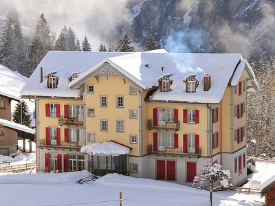 Photo for Apartment Mittaghorn  in Wengen, Bernese Oberland - 4 persons, 2 bedrooms