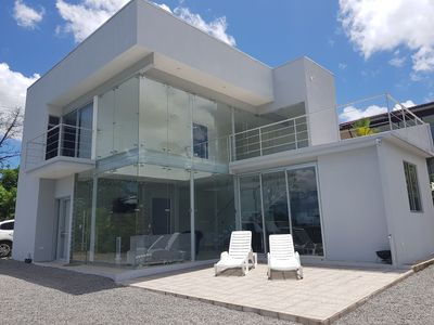 Photo for The Glass House Arenal Rentals