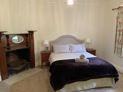 Photo for 1920's Bungalow in Mylor Main Street for 4 guests. Discounted rate May and June