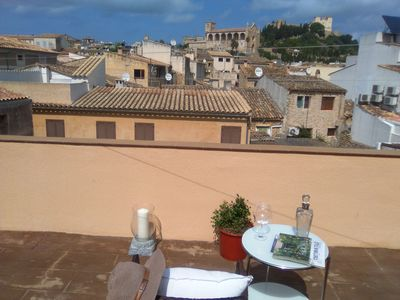 Photo for Convent Arta House. Townhouse with great terrace on the roof.
