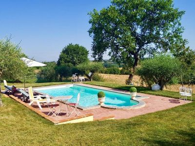 Photo for Holiday house Cortona for 6 - 8 persons with 3 bedrooms - Holiday house
