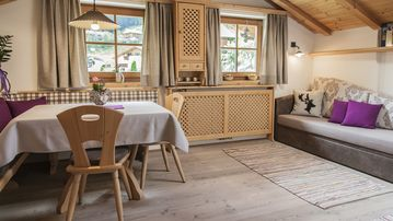 Arbea Apartmens-Pufels, Val Gardena Dolomites - Luxury living in the SellaRonda ski area