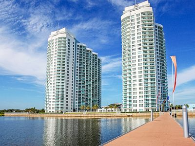 Photo for 20th Flr. Oceanview Sky Home-Sweeping Ocean & Intracoastal view 2/2-Daytona