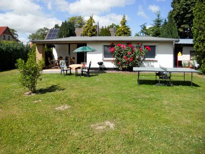 Photo for Vacation home Rose (KLD100) in Klausdorf - 4 persons, 2 bedrooms