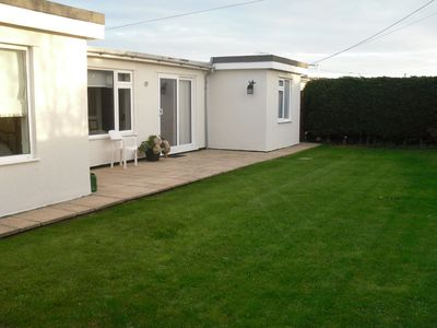 Photo for Spacious & Modern Bungalow By The Sea, New Romney, Hythe & Dymchurch