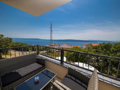 Photo for Apartment Crikvenica for 6 - 8 persons with 3 bedrooms - Apartment
