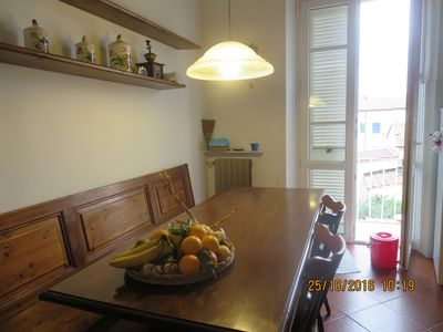 Photo for Delicious Viareggino apartment near the sea