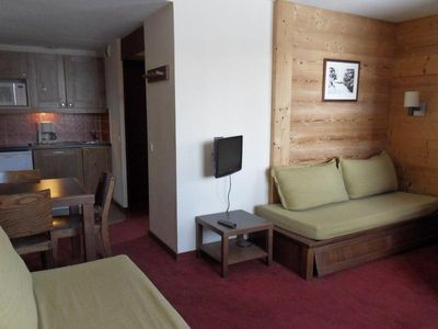 Photo for Apartment Belle Plagne, 3 rooms, 3 persons