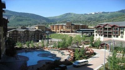 Photo for Ski In Ski Out Rock Resort (Grand Summit-A Vail Resort) Canyons Village