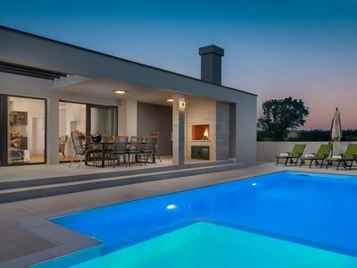 Photo for Beautiful Villa Lorena Dalmacija, with a Pool