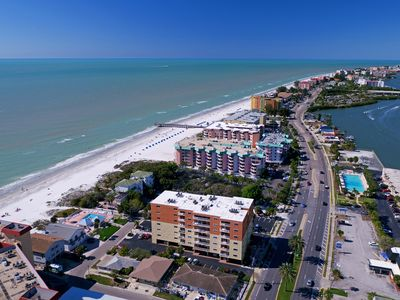 Photo for APRIL 2019 AVAILABLE! San Remo on the  Gulf! 2 Bedroom/