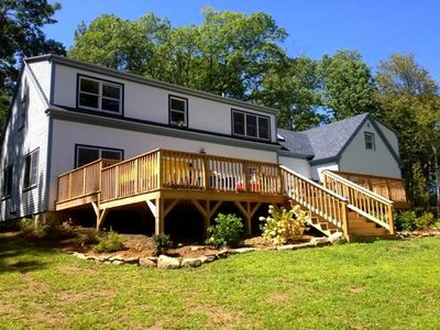 Photo for 6BR House Vacation Rental in Lincolnville, Maine