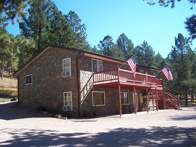 Photo for The Gold Stone Lodge- Close to Mt. Rushmore and attractions of the Black Hill