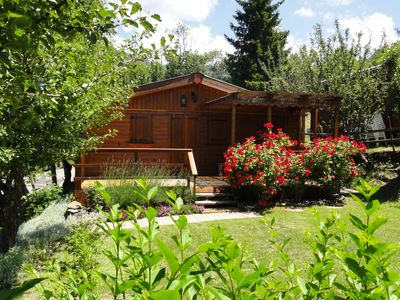 Photo for Cute little chalet very well equipped in park residence leisure