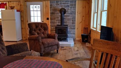 Baker Brook Lodge a CLEAN Pet-friendly Adk. Getaway Minutes From North Creek NY.