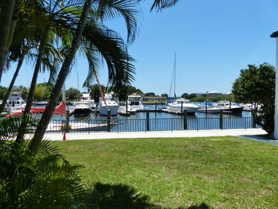 Photo for Right On Marina Waterfront - Suite 117 - 7150 N Tamiami Tail, Sarasota Florida
