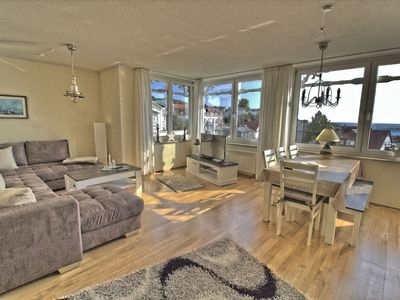 Photo for Villa Seeblick Apartment 309 - beautiful sea view - Villa Seeblick, App. 309 - with stunning sea views