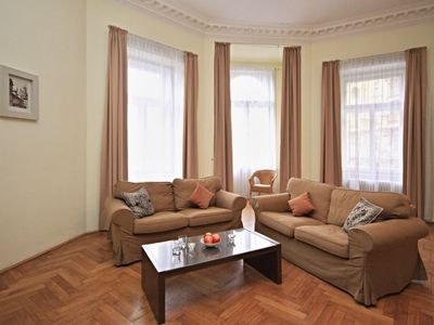 Photo for Apartment Riverbank  in Praha/2, Prague and vicinity - 7 persons, 3 bedrooms