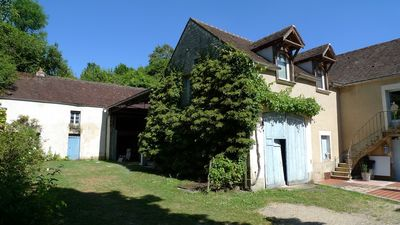 Photo for Gite 65m2 - 2 bedrooms - 4 beds - Terrace-Garden - Laundry and cleaning included