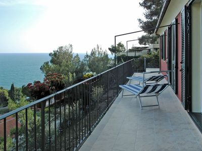 Photo for Nice apartment for 10 guests with WIFI, TV, balcony and parking