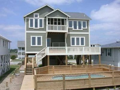 Photo for Stunning Ocean Front Home W/ Private Pool 4BR 4 1/2 Bath