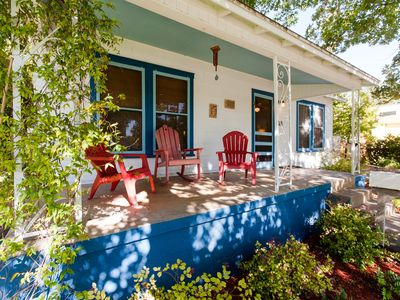 Photo for Casual, Cool and Welcoming - Barton Bungalow in Austin