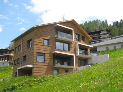 Photo for Apartment Sera Lodge in Grächen - 2 persons, 1 bedrooms