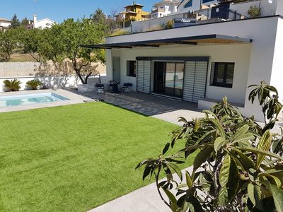 Photo for Holiday home with garden and private pool NEW, with all amenities