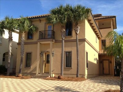 Photo for Luxury 4BR, 6BA, 2kit Private Home Steps from Beautiful Beach
