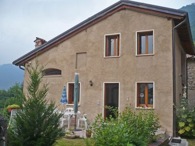 Photo for house / villa - Fusine di posina  with garden ,Completely renovated,Very peaceful