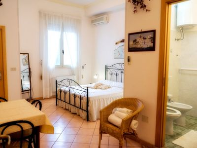 """Photo for Apartment in the """"Li Pusciai"""" Bed & Breakfast near the sea"""