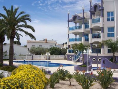 Photo for Apartment Playasol 1 in Alcanar - 5 persons, 2 bedrooms