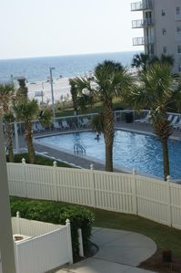 Photo for Tradewinds 206 -Beautiful Gulf Side Condo - Sugar White Sand & Clear Blue Water