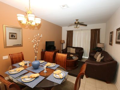 Photo for 2 bed Windsor Hills Condo! Close to Disney World!