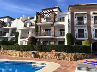 Photo for 3 Bedroom Family Apartment within the Prestigious Los Arqueros Golf Complex